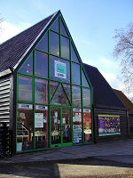 The Museum of East Anglian Life and Tourist Office